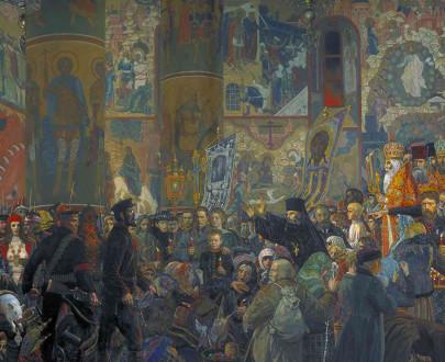 «Большевики были неграмотным быдлом»