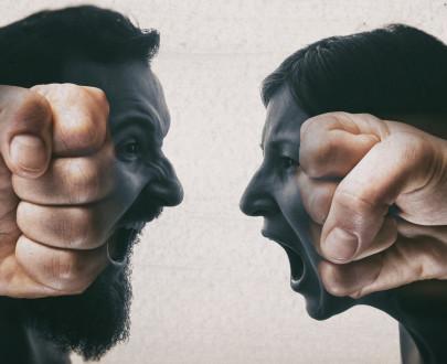 Агрессивная критика