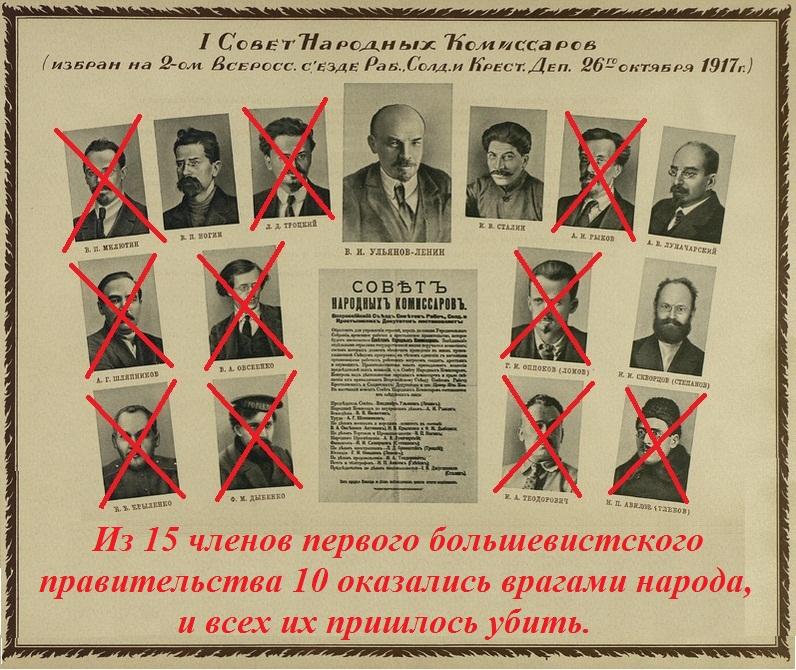 Государственный переворот Иосифа Сталина