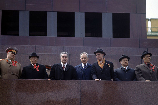 Привилегии советской номенклатуры