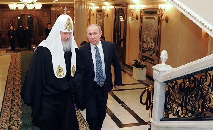 "Религия как бизнес на примере корпорации ""РПЦ"""