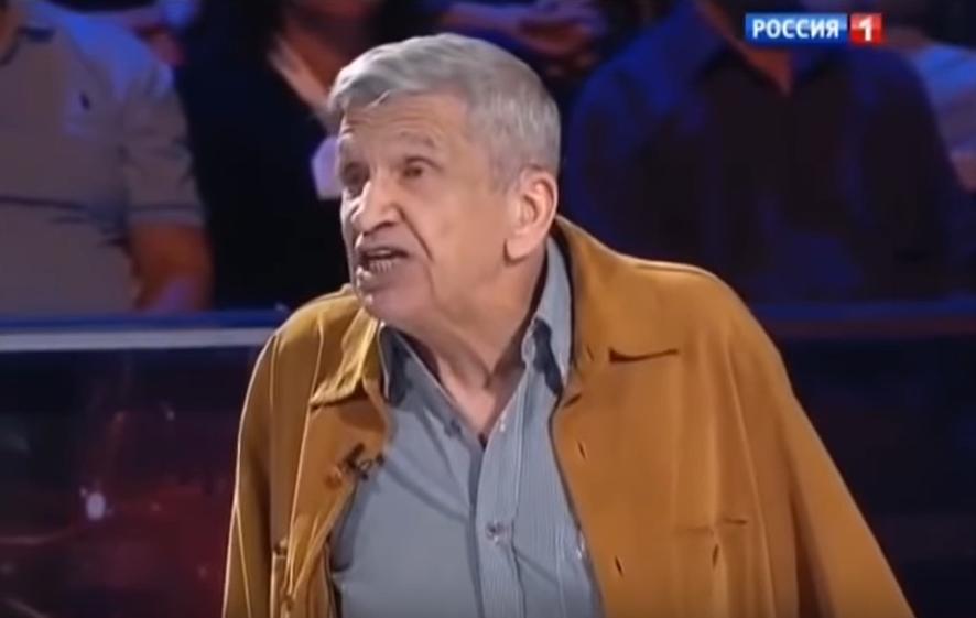 Пропагандист Юрий Жуков