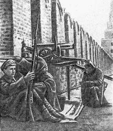 «Большевики развязали террор»
