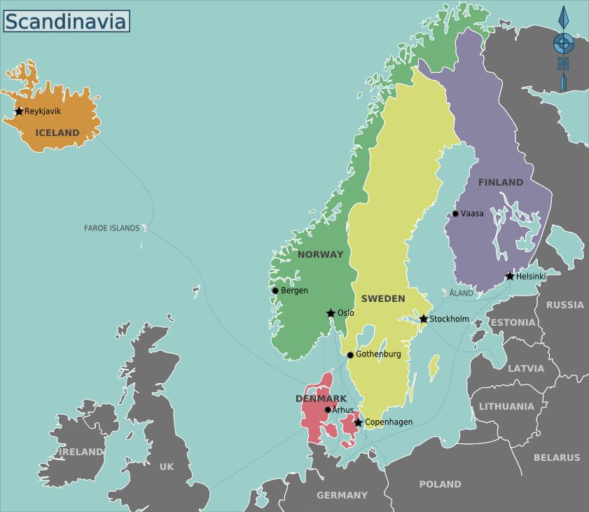 Нейтральные страны в Первой мировой и скандинавская модель